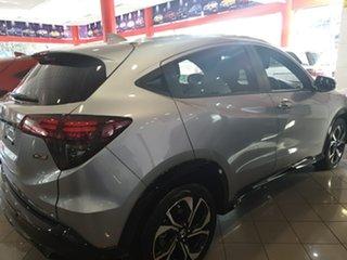 2018 Honda HR-V MY18 HRV 5A RS WAGON MY18 Lunar Silver Wagon