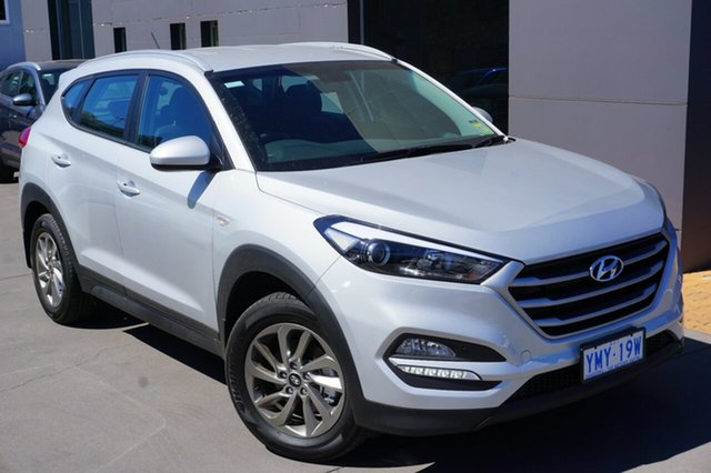 Demo Hyundai Tucson TL2 MY18 Active 2WD, 2018 Hyundai Tucson TL2 MY18 Active 2WD Platinum Silver 6 Speed Sports Automatic Wagon