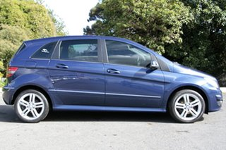 2010 Mercedes-Benz B180 W245 MY11 Lotus Blue 1 Speed Constant Variable Hatchback