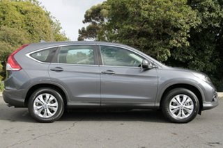 2014 Honda CR-V RM MY14 DTi-S 4WD Polished Metal 5 Speed Automatic Wagon
