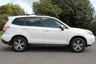 2015 Subaru Forester S4 MY15 2.5i-L CVT AWD Special Edition Crystal White Pearl 6 Speed