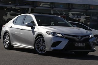 2017 Toyota Camry ASV70R SL Silver 6 Speed Sports Automatic Sedan.