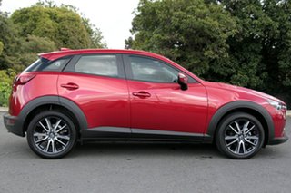 2017 Mazda CX-3 DK2W7A sTouring SKYACTIV-Drive Soul Red Crystal 6 Speed Sports Automatic Wagon