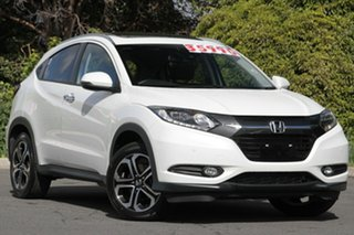 2018 Honda HR-V MY17 VTi-L White Orchid 1 Speed Constant Variable Hatchback.