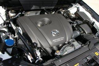2018 Mazda CX-5 KF2W7A Maxx SKYACTIV-Drive FWD Sport Snowflake White 6 Speed Sports Automatic Wagon