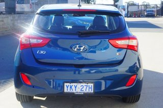 2015 Hyundai i30 GD3 Series II M SR Premium Blue 6 Speed Manual Hatchback