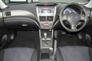 2008 Subaru Forester S3 MY09 X AWD Obsidian Black 4 Speed Sports Automatic Wagon