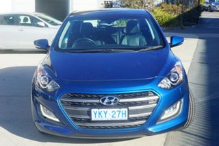 2015 Hyundai i30 GD3 Series II M SR Premium Blue 6 Speed Manual Hatchback.