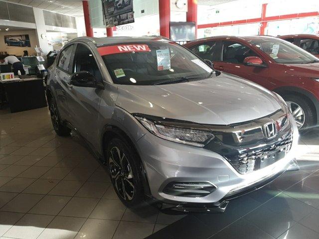 Demo Honda HR-V MY18 , 2018 Honda HR-V MY18 HRV 5A RS WAGON MY18 Lunar Silver Wagon