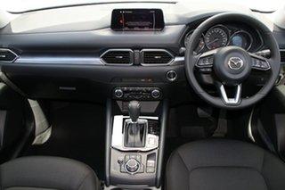 2018 Mazda CX-5 KF2W7A Maxx SKYACTIV-Drive FWD Sport Sonic Silver 6 Speed Sports Automatic Wagon