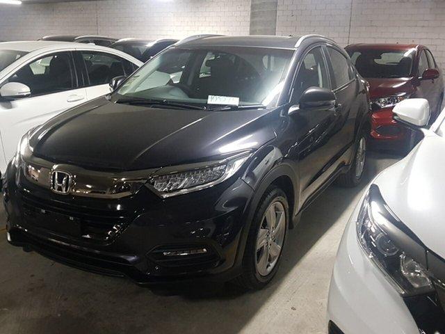 Demo Honda HR-V MY18 , 2018 Honda HR-V MY18 HRV 5A VTI-S WAGON MY18 Ruse Black Wagon
