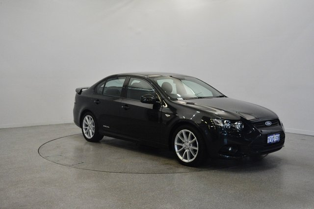 Used Ford Falcon FG MkII XR6, 2014 Ford Falcon FG MkII XR6 Green 6 Speed Sports Automatic Sedan