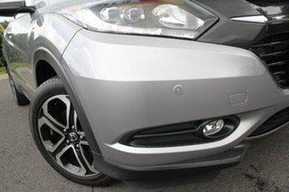 2016 Honda HR-V MY16 VTi-L Lunar Silver 1 Speed Constant Variable Hatchback.