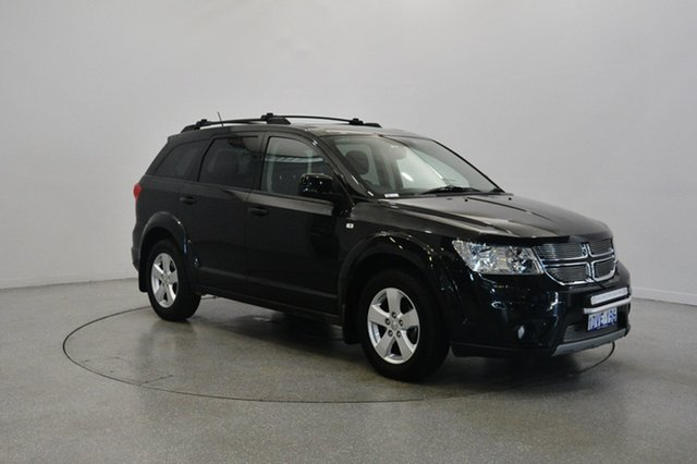 Used Dodge Journey JC MY13 SXT, 2012 Dodge Journey JC MY13 SXT Black 6 Speed Automatic Wagon