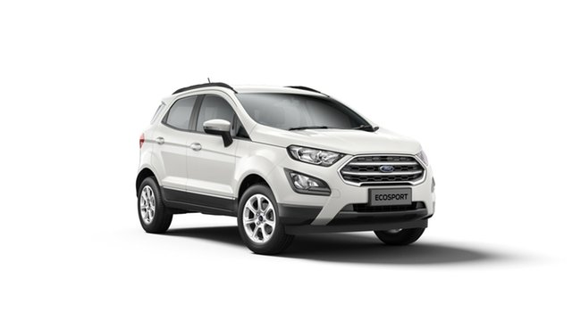 New Ford Ecosport BL 2019.25MY Trend, 2019 Ford Ecosport BL 2019.25MY Trend Diamond White 6 Speed Automatic Wagon