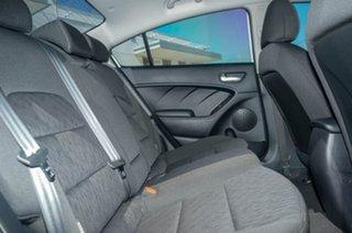 2015 Kia Cerato YD MY15 S White 6 Speed Manual Sedan