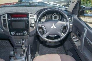 2017 Mitsubishi Pajero NX MY17 GLX Bronze 5 Speed Sports Automatic Wagon