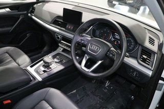 2017 Audi Q5 FY MY17 2.0 TDI Quattro Design White 7 Speed Auto S-Tronic Wagon