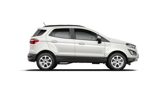 2019 Ford Ecosport BL 2019.25MY Trend Diamond White 6 Speed Automatic Wagon