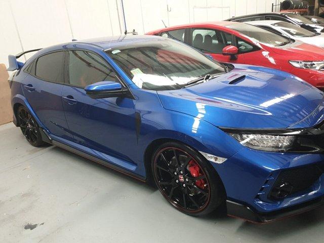 Demo Honda Civic MY18 Type R, 2018 Honda Civic MY18 Type R Brilliant Sporty Blue Sedan