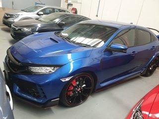 2018 Honda Civic MY18 Type R Brilliant Sporty Blue Sedan