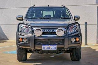 2013 Isuzu D-MAX MY12 LS-U Crew Cab Grey 5 Speed Sports Automatic Utility
