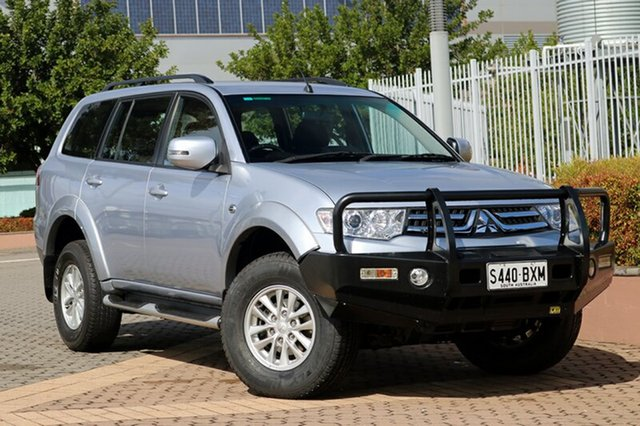 Used Mitsubishi Challenger PC (KH) MY14 , 2014 Mitsubishi Challenger PC (KH) MY14 Silver 5 Speed Sports Automatic Wagon