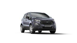 2019 Ford Ecosport BL 2019.25MY Titanium Smoke 6 Speed Automatic Wagon