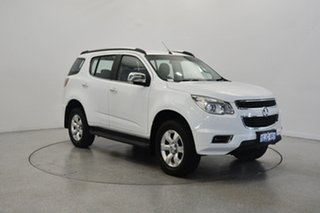 2015 Holden Colorado 7 RG MY16 LTZ White 6 Speed Sports Automatic Wagon.