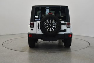 2018 Jeep Wrangler JK MY18 Freedom Bright White 5 Speed Automatic Softtop