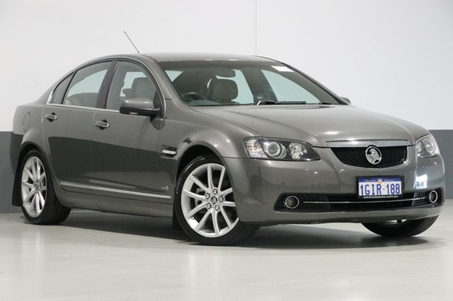 Used Holden Calais VE II V, 2011 Holden Calais VE II V Grey 6 Speed Automatic Sedan