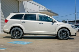 2015 Fiat Freemont JF MY15 Lounge White 6 Speed Automatic Wagon.