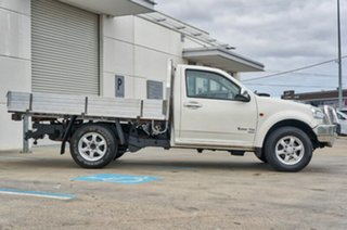 2011 Great Wall V200 K2 MY12 White 6 Speed Manual Cab Chassis.