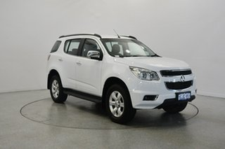 2015 Holden Colorado 7 RG MY16 LTZ White 6 Speed Sports Automatic Wagon