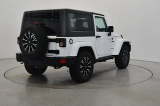 2018 Jeep Wrangler JK MY18 Freedom Bright White 5 Speed Automatic Softtop.