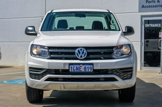 2017 Volkswagen Amarok 2H MY18 TDI420 4x2 Candy White 8 Speed Automatic Utility