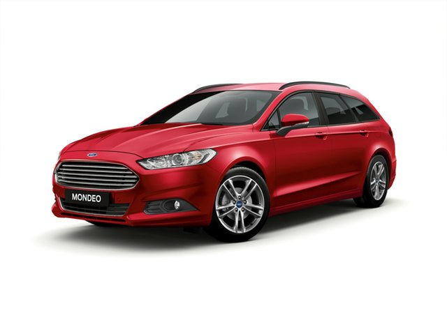 New Ford Mondeo MD 2018.75MY Ambiente PwrShift, 2018 Ford Mondeo MD 2018.75MY Ambiente PwrShift Ruby Red 6 Speed Sports Automatic Dual Clutch Wagon
