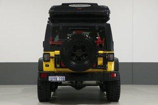 2015 Jeep Wrangler JK MY15 Sport (4x4) Yellow 6 Speed Manual Softtop