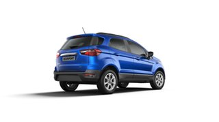 2019 Ford Ecosport BL MY19.25 Trend Blue Lightning 6 Speed Automatic Wagon