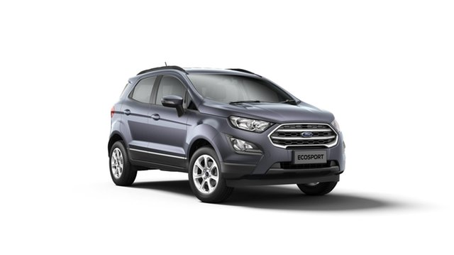New Ford Ecosport BL 2018.75MY Trend, 2018 Ford Ecosport BL 2018.75MY Trend Smoke 6 Speed Automatic Wagon
