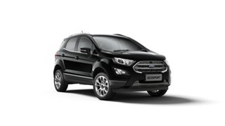 2019 Ford Ecosport BL 2019.25MY Titanium Shadow Black 6 Speed Automatic Wagon.