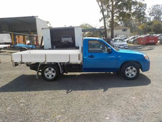 2011 Mazda BT-50 09 Upgrade Boss B2500 DX Blue 5 Speed Manual Cab Chassis