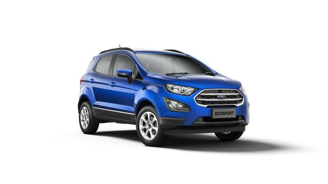 New Ford Ecosport BL 2018.75MY Trend, 2018 Ford Ecosport BL 2018.75MY Trend Blue Lightning 6 Speed Automatic Wagon