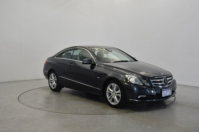 Used Mercedes-Benz E250 CDI C207 BlueEFFICIENCY Elegance, 2010 Mercedes-Benz E250 CDI C207 BlueEFFICIENCY Elegance Grey 5 Speed Sports Automatic Coupe