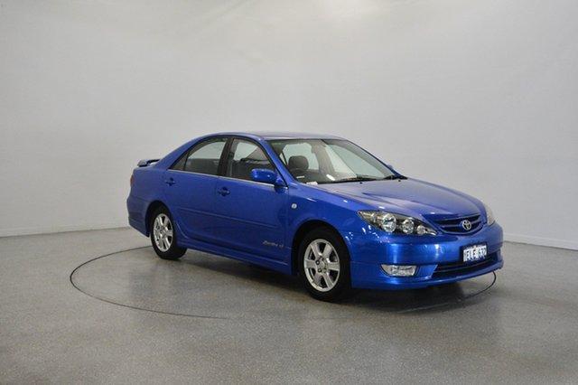 Used Toyota Camry MCV36R Sportivo, 2004 Toyota Camry MCV36R Sportivo Blue 4 Speed Automatic Sedan