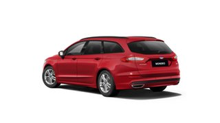 2018 Ford Mondeo MD 2018.75MY Ambiente PwrShift Ruby Red 6 Speed Sports Automatic Dual Clutch Wagon.