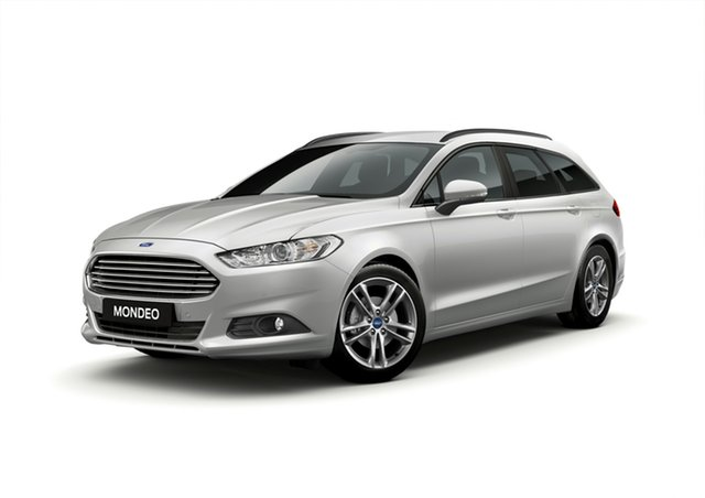 New Ford Mondeo MD 2018.25MY Ambiente PwrShift, 2018 Ford Mondeo MD 2018.25MY Ambiente PwrShift Silver 6 Speed Sports Automatic Dual Clutch Wagon