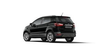 2019 Ford Ecosport BL 2019.25MY Titanium Shadow Black 6 Speed Automatic Wagon