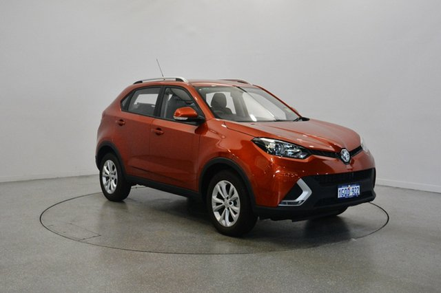 Used MG GS SAS2 MY17 Vivid 2WD, 2017 MG GS SAS2 MY17 Vivid 2WD Electro Orange 6 Speed Manual Wagon