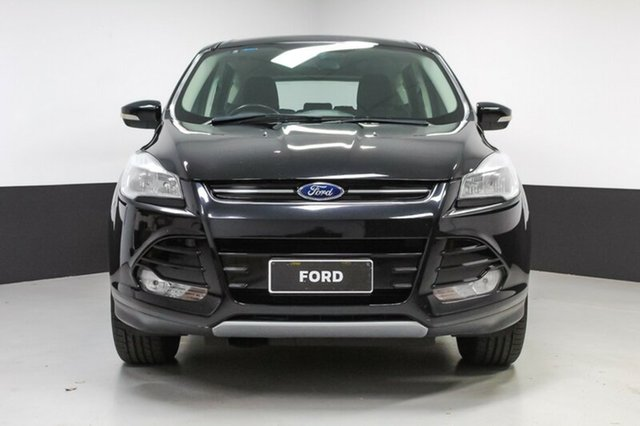 Used Ford Kuga TF Ambiente AWD, 2014 Ford Kuga TF Ambiente AWD Black 6 Speed Sports Automatic Wagon